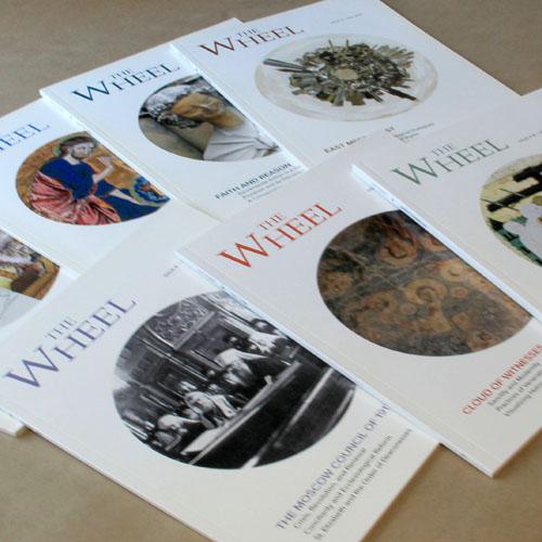 Wheel journal